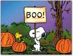 CHARLIE BROWN, SNOOPY, AND THE REST OF THE PEANUTS GANG TRICK OR TREAT FOR UNICEF!