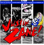 Comic Book Great Steve Lightle is JUSTiN ZANE!